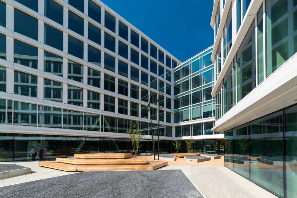 CA Immo kauft Bürogebäude Visionary in Prag, Bildcredit: CA Immo (28.06.2018)