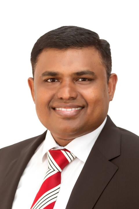 In einer außerordentlichen Sitzung bestellt der Aufsichtsrat der Austrian Anadi Bank den Banker GaneshKumar Krishnamoorthi mit 1. Juni 2018 zum Mitglied des Vorstands. Fotocredit:Austrian Anadi Bank