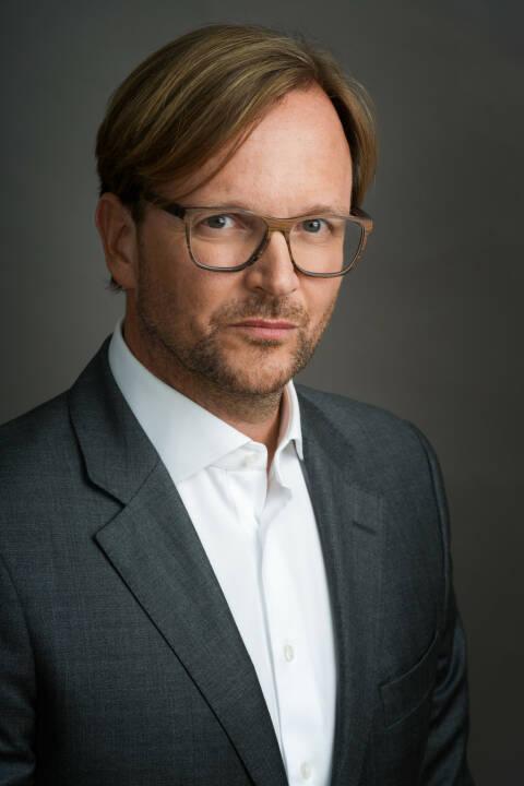 """Novartis Austria GmbH: Michael Kocher ist neuer """"Country President"""" von Novartis in Österreich; Fotocredit: Novartis"""