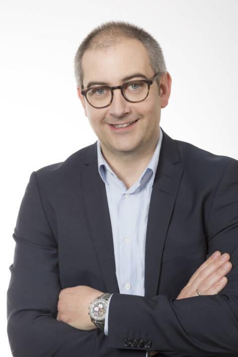 Florian Gietl ist neuer Chief Executive Officer von MediaMarktSaturn Österreich; Fotocredit:Gerald MACHER / MACHERfotografie - Urheberrechtsinhaber