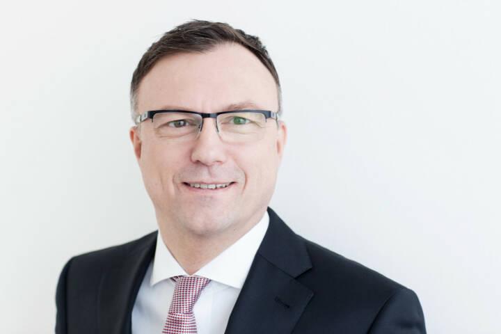 Mag. Günther Binder wird per 1. März 2018 zum Finanzchef bei der Plasser & Theurer Export von Bahnbaumaschinen Gesellschaft m.b.H. bestellt; Fotocredit: Marek & Beier Fotografen.www.marekbeier.de