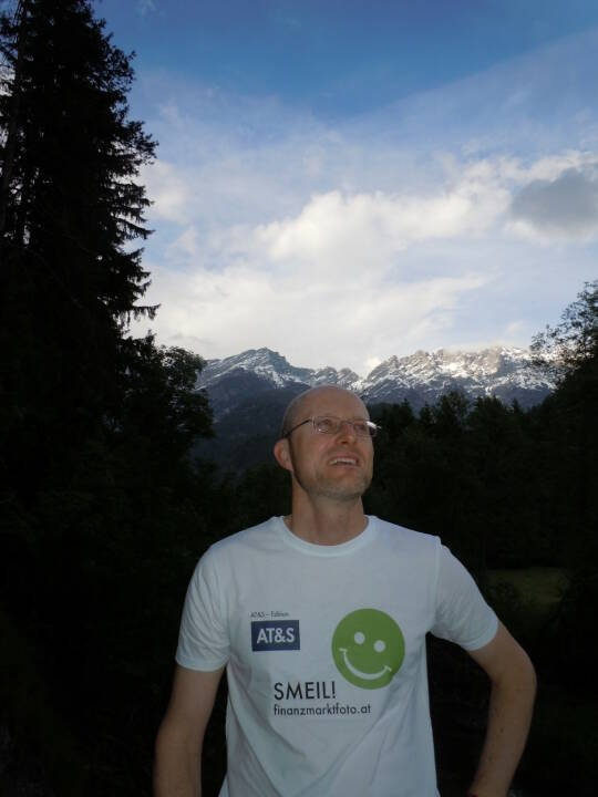 Steuerberater-Alpen Smeil! Markus Dankl, Intercura (Shirt in der AT&S-Edition)