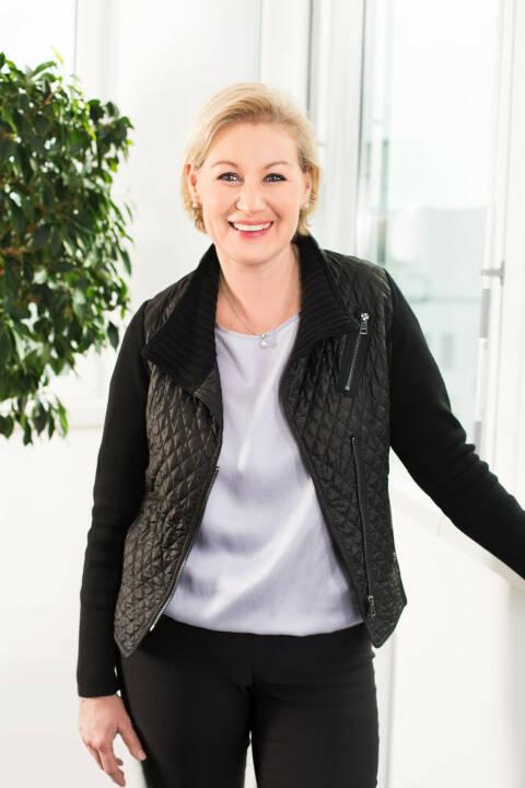 Gewista bündelt Kultur- und Eventwerbung in neuer Gesellschaft: kultur:PLAKAT GmbH wird KULTURFORMAT GmbH; KULTURFORMAT Geschäftsführerin Daniela Grill, Fotocredit: Gewista