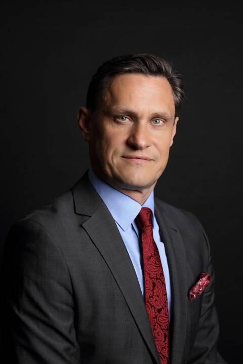 Martin Katzer ist neuer Head of Business & Plattform Solutions bei Atos Österreich, Bild: Beigestellt