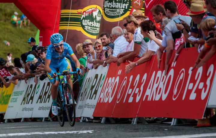 ARBÖ: ARBÖ ist offizieller Partner der Österreichischen Radrundfahrt; Fotocredit: EXPA/ JFK