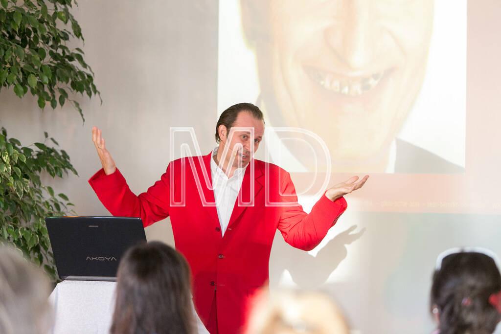 Hubert Frings (WirrSinn), © Martina Draper (13.06.2013)