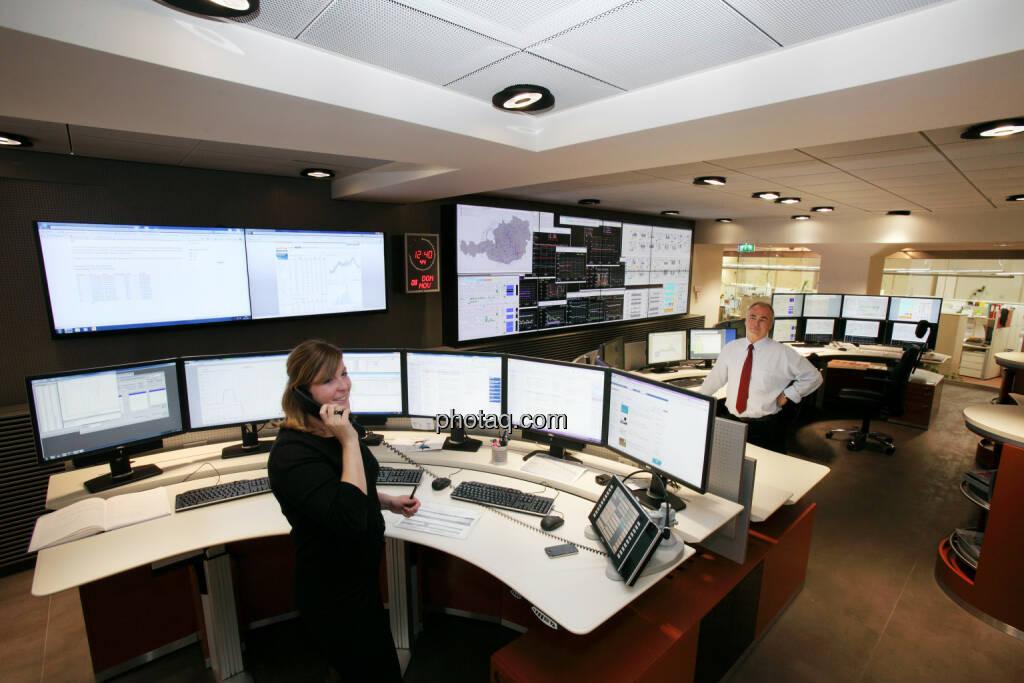 Verbund, Stromhandel (Bild: Verbund) (11.07.2018)