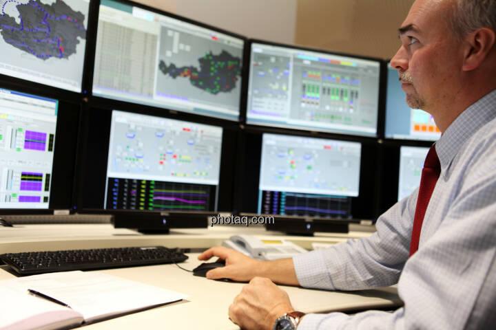 Verbund, Stromhandel (Bild: Verbund)