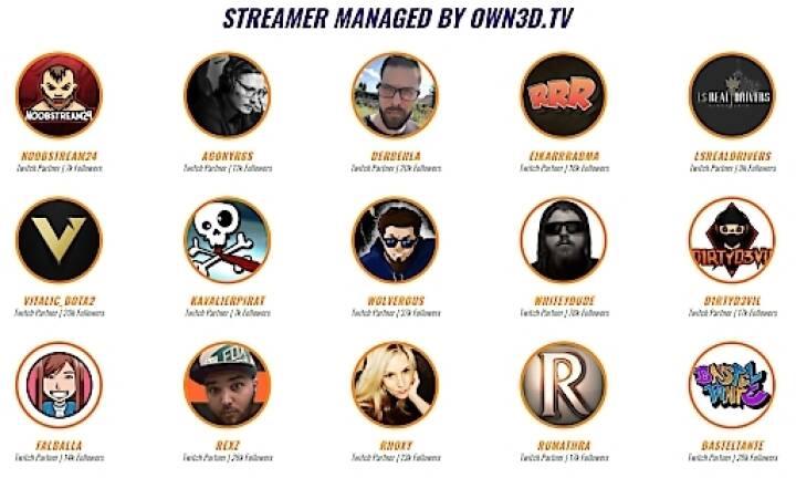 Gaming Startup own3d.tv steigt ins Influencer-Marketing ein; Sie begeistern Millionen von Zusehern auf Twitch und sind mittlerweile mindestens genauso wichtig geworden wie die Games, die sie spielen – Live-Streamer. Das hat auch die Anfang 2018 gegründete Agentur own3d.tv erkannt. Bis Ende des Jahres will man 100 Gaming-Streamer als Partner im eigenen Netzwerk begrüßen können. Fotocredit:own3d media GmbH