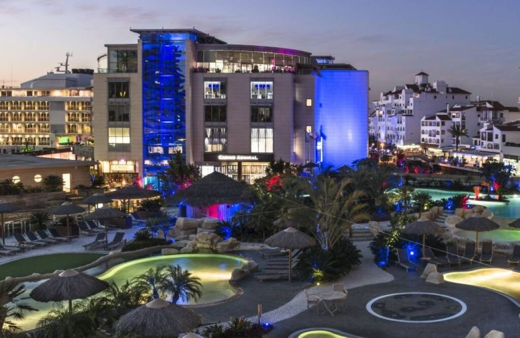 Eine echte Gaming-Legende kommt ins Casino Admiral Gibraltar mit Hilfe von Ainsworth Spieltechnik: Pac-Man! Quelle: Novomatic/LinkedIn (24.07.2018)