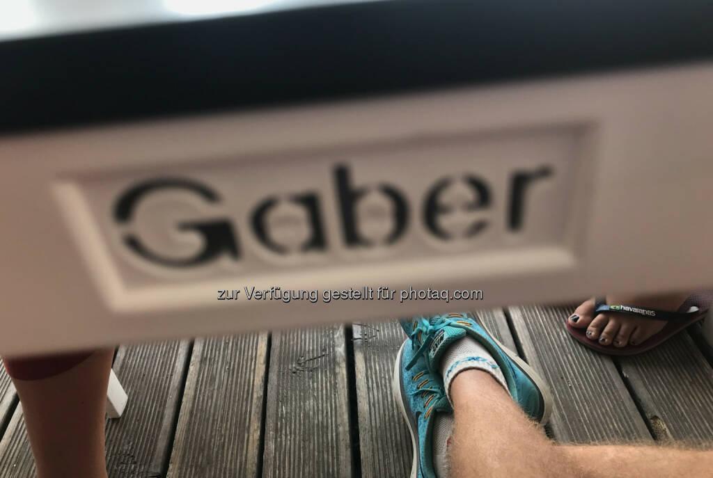 Gaber nach dem #gabb (09.08.2018)