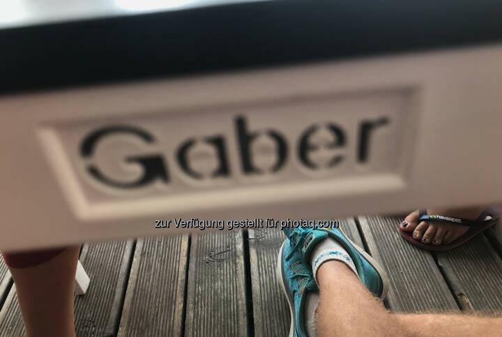 Gaber nach dem #gabb