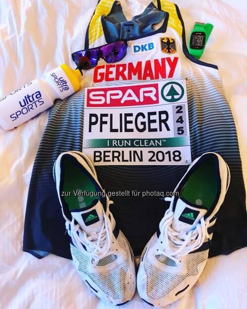 Berlin 2018 - Leichtathletik Europameisterschaften  (12.08.2018)