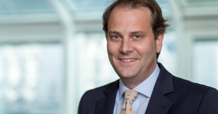 Christoph Schultes, Senior Equity Analyst bei Erste Group Research, hat beim Thomson Reuters Analyst Award 2018 in der Real Estate Top Stock Picker- und in der Overall Top Stock Picker-Kategorie den Sieg eingefahren. (Photo © Hinterramskogler)