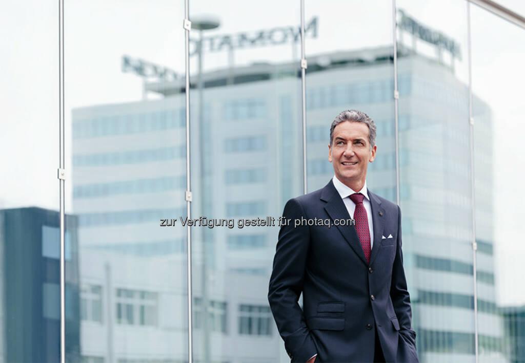 Harald Neumann, Vorstandsvorsitzender Novomatic AG - Novomatic errichtet Casino im spanischen Granada (Bild: Michael Königshofer/Novomatic), © Aussendung (14.08.2018)