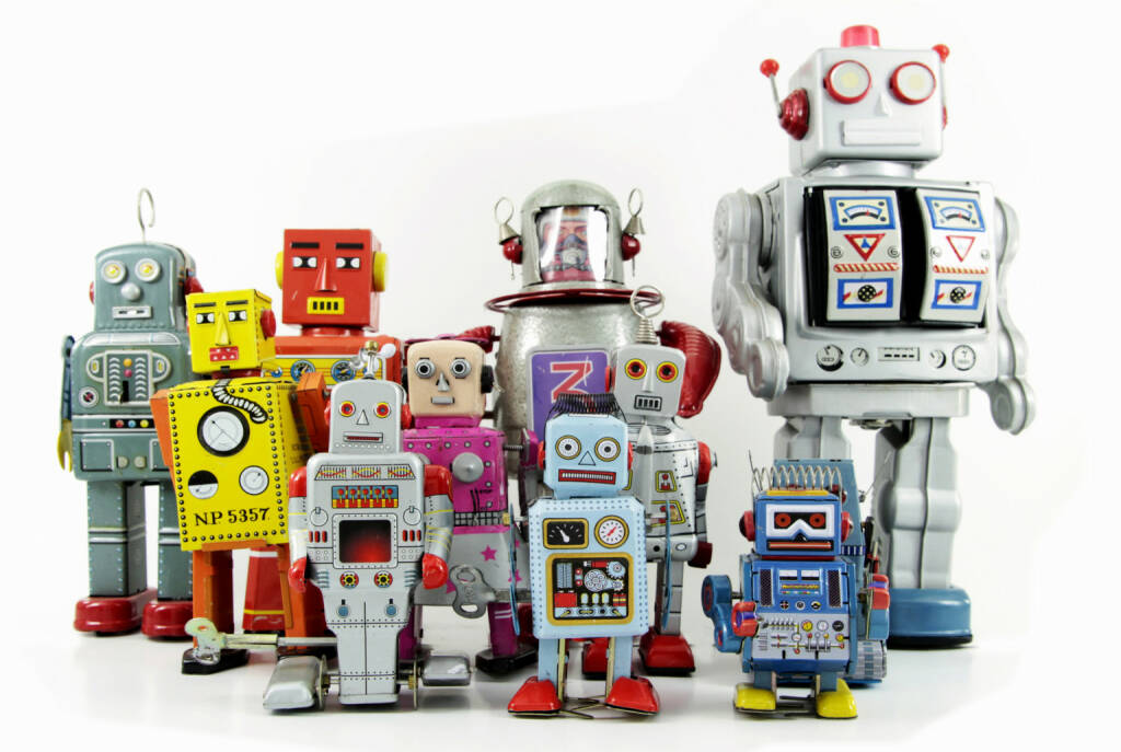 Roboter - https://de.depositphotos.com/27416019/stock-photo-robot.html, &copy; <a href=