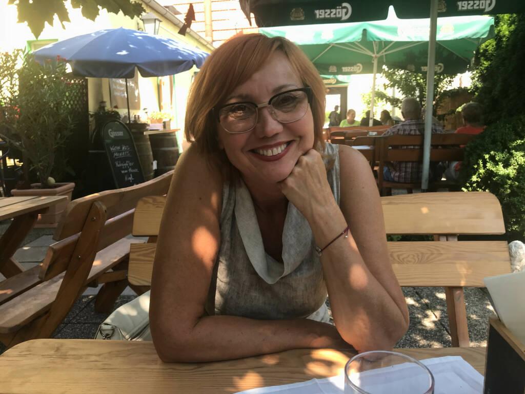 Mit Svetlana Puljarevic  (17.08.2018)