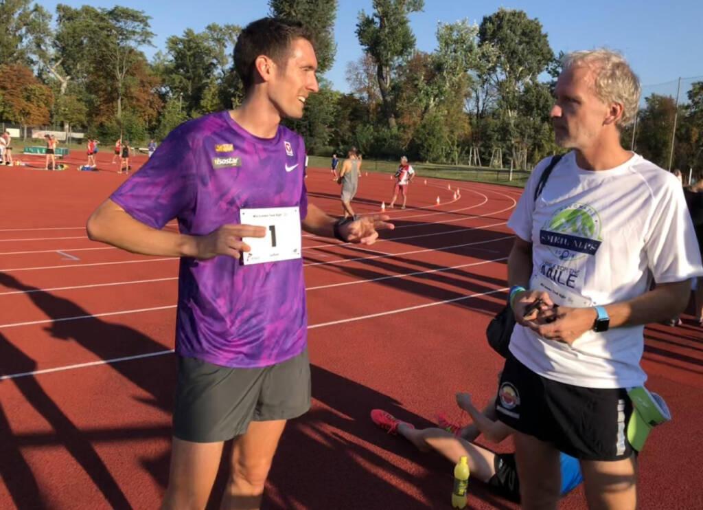 Andreas Vojta mit Christian Drastil  (19.08.2018)