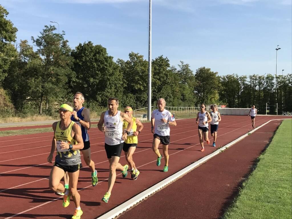 Masters Meisterschaften 5k am 18.8.2018 in der Südstadt (19.08.2018)