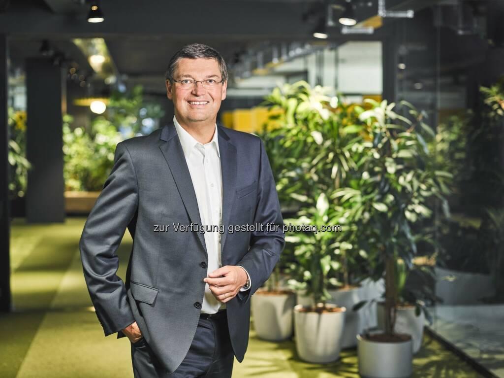 Christoph Kränkl ist neuer Geschäftsführer der SAP Österreich GmbH (Bild: Florian Schulte/SAP), © Aussender (20.08.2018)