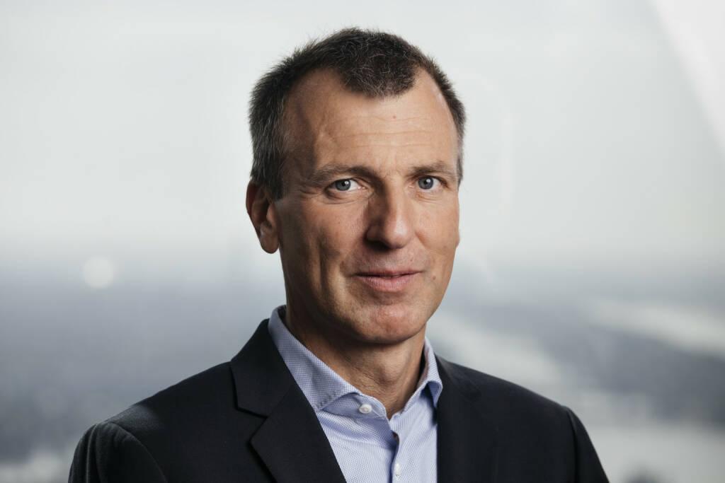 PwC Österreich: PwC Studie: Vier von fünf Führungskräften haben Blockchain-Initiativen gestartet; Thomas Riegler, Digital & Innovation Leader bei PwC Österreich; Credit: PwC, © Aussender (29.08.2018)