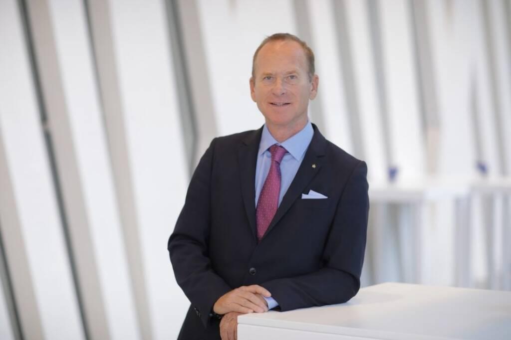 Michael Jeserschek, Erste Bank Direktor im Burgenland: 6 von 10 Österreichern nutzen Online-Banking, Quelle: Erste Bank, © Aussender (30.08.2018)