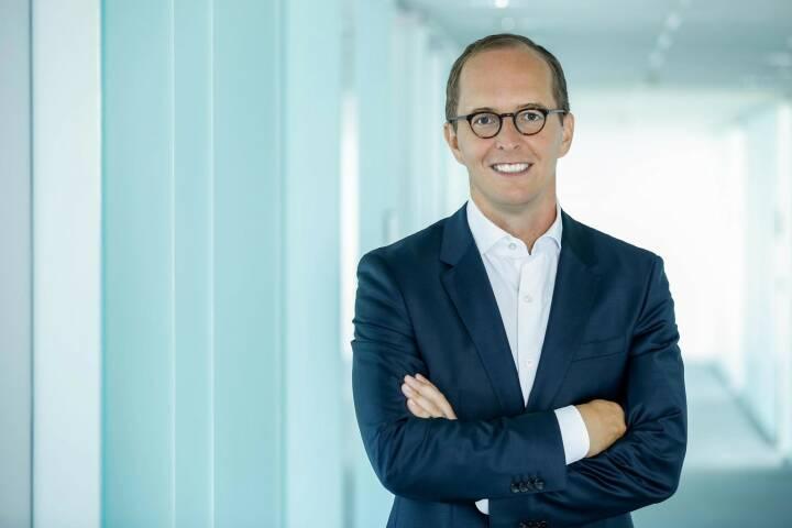 McDonald's Österreich: Nikolaus Piza ab sofort neuer CFO von McDonald's Österreich; Bild: McDonalds