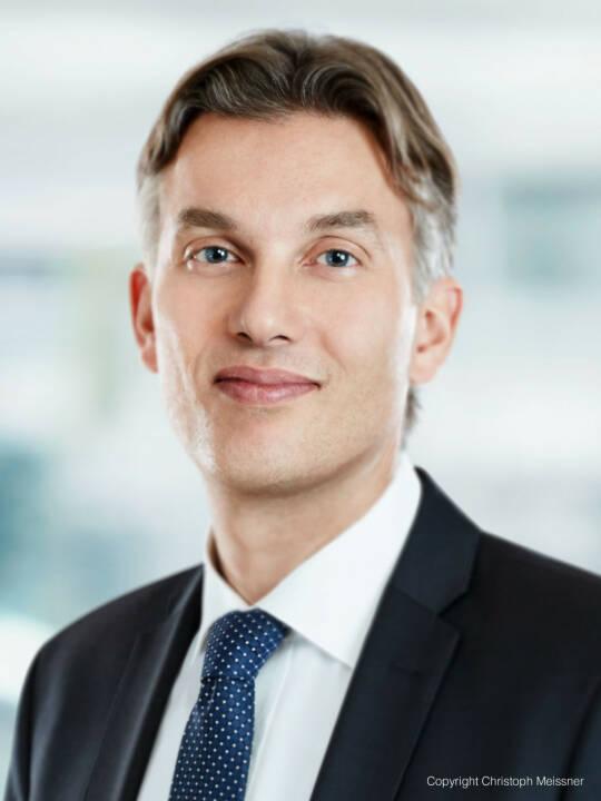 TPA holt drei neue Partner an die Spitze des Unternehmens: Steuerexperte Klaus Krammer; Copyright: TPA/Christoph Meissner