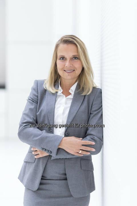 Die Lebens- und Krankenversicherungsexpertin Sabina Kukla verstärkt das Team der DONAU Brokerline als neue Koordinatorin für die Personenversicherung. Credit: DONAU Versicherung/Pitterle