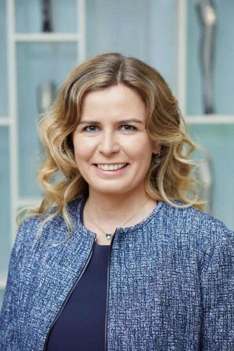 Brigittte Kurz, CFO Wolford, Credit: Wolford