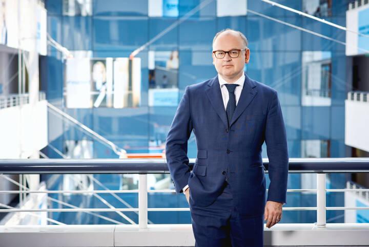 Bernhard Spalt wird neuer CEO der Erste Group: Andreas Treichl scheidet zum Jahresende 2019 aus seiner Funktion als Vorstandsvorsitzender der Erste Group aus. Der Aufsichtsrat der Erste Group hat den Risikovorstand der Erste Bank Oesterreich, Bernhard Spalt, als seinen Nachfolger bestellt hat. Credit: Erste Group