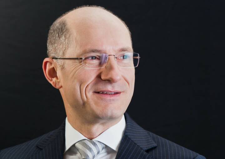 Franz Weis, Portfoliomanager des Comgest Growth Europe, Credit Comgest