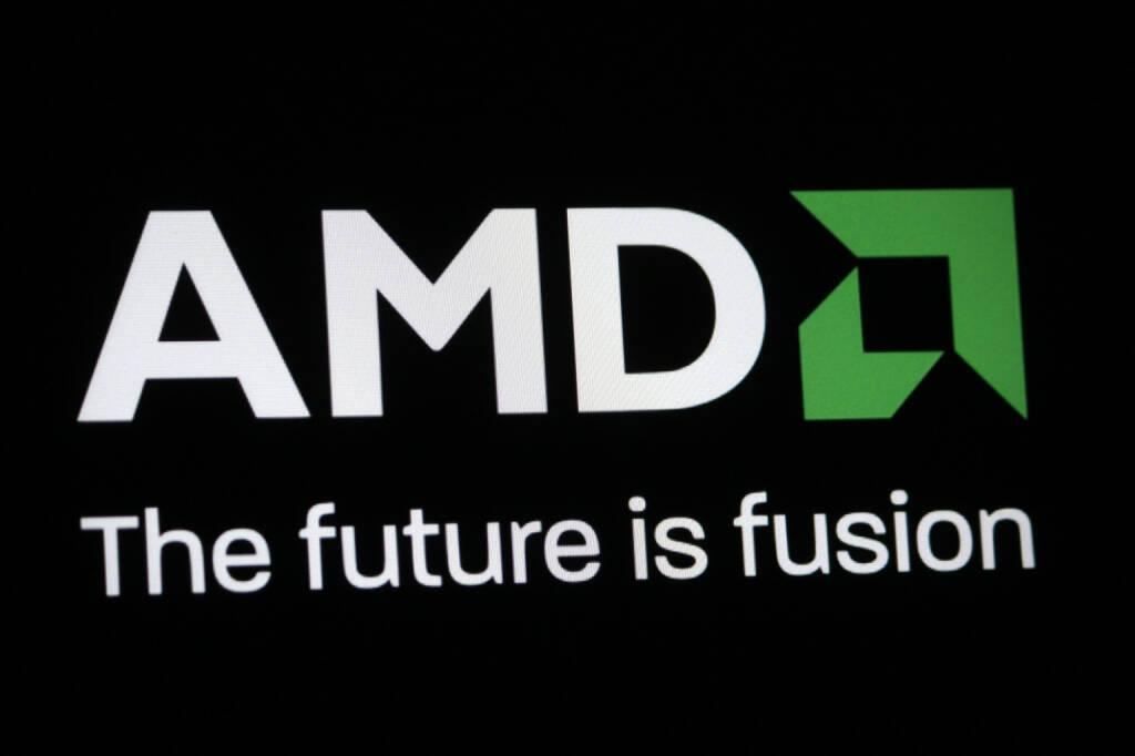 AMD the future is fusion - https://de.depositphotos.com/160477702/stock-photo-sign-logo-amd.html, &copy; <a href=