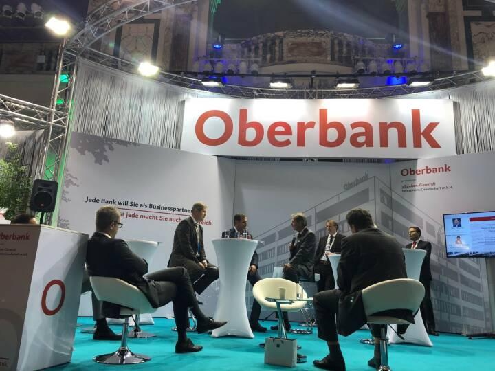 Oberbank-Bühne