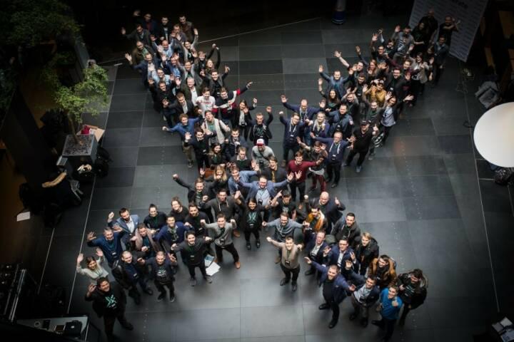 40 Startups aus 17 Ländern nehmen am dritten Accelerator-Batch von weXelerate teil. Bereits jetzt verfügen sie insgesamt über ein Finanzierungsvolumen in Höhe von 24 Millionen Euro. Das starke Interesse an Batch 3 ist ein deutliches Zeichen für die Attraktivität des heimischen Standorts für österreichische und internationale Startups. Credit: weXelerate