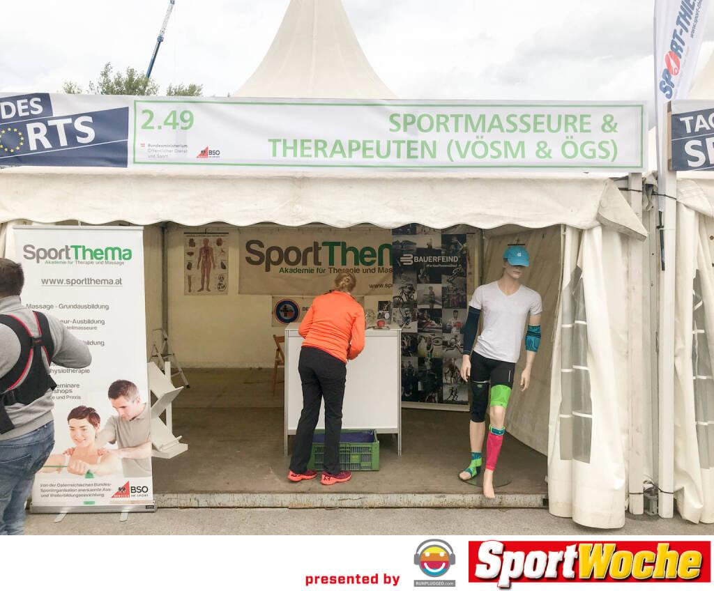 Sportmasseure & Therapeuten (VÖSM & ÖGS) (22.09.2018)
