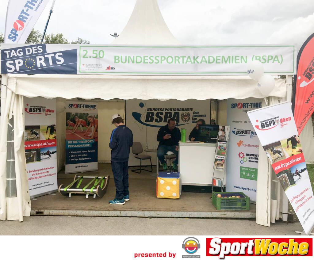 Bundessportakademien (BSPA) (22.09.2018)