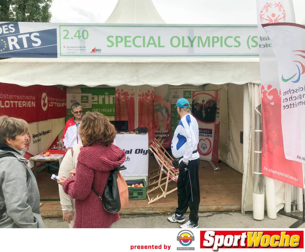 Special Olympics (SOÖ) (22.09.2018)