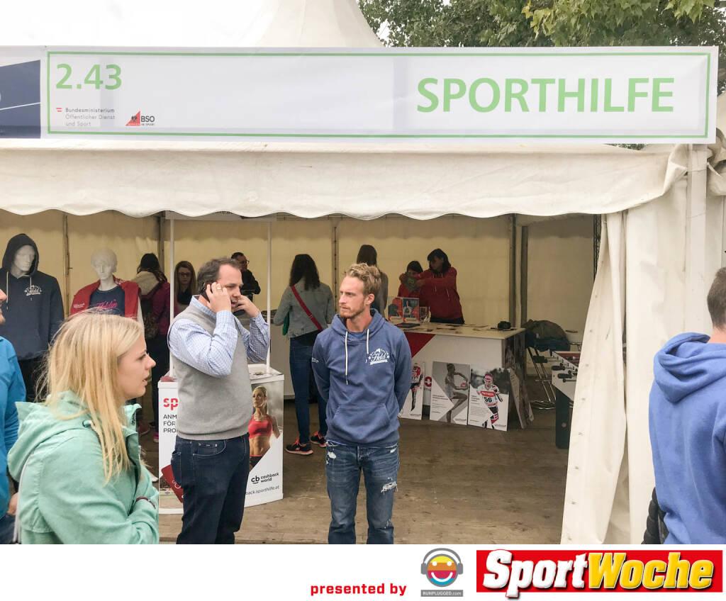 Sporthilfe (22.09.2018)