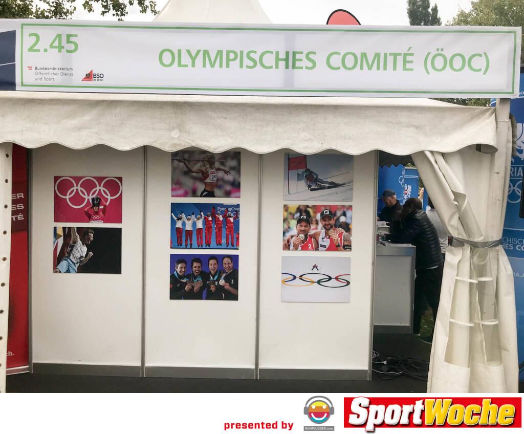 Olympisches Comité (ÖOC) (22.09.2018)