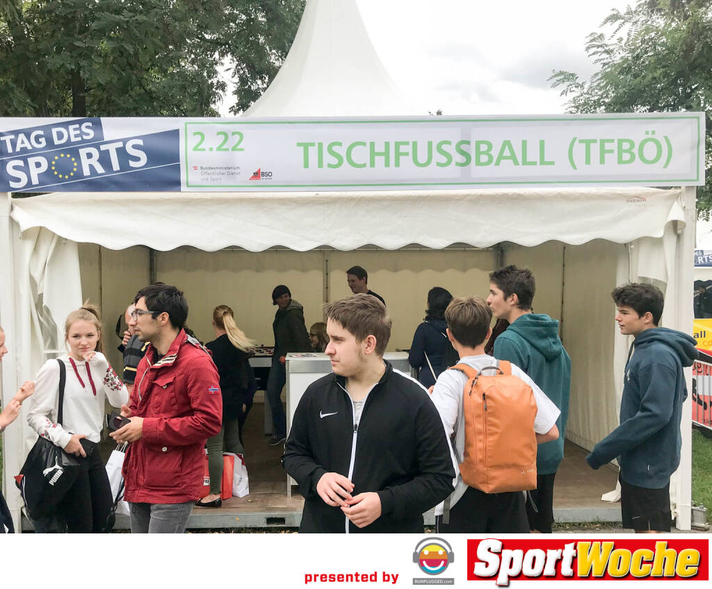 Tischfussball (TFBÖ) (22.09.2018)