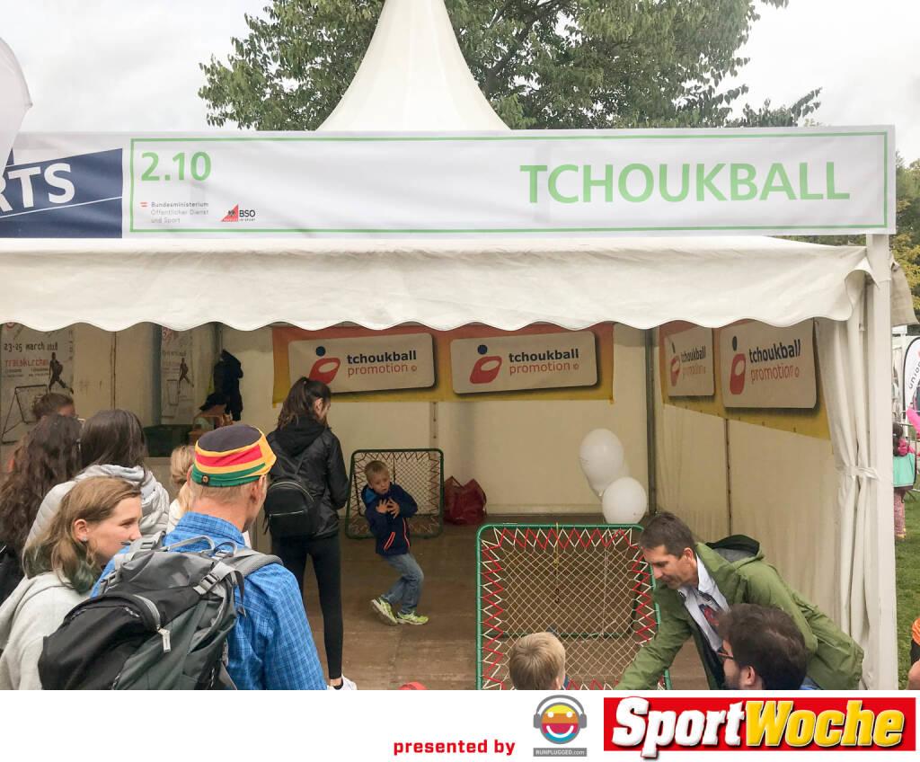 Tchoukball (22.09.2018)