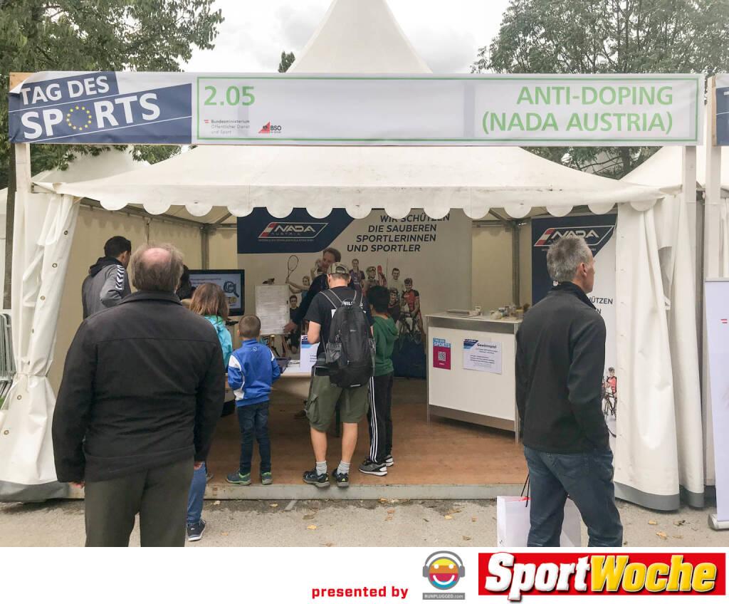 Anti-Doping (NADA-Austria) (22.09.2018)