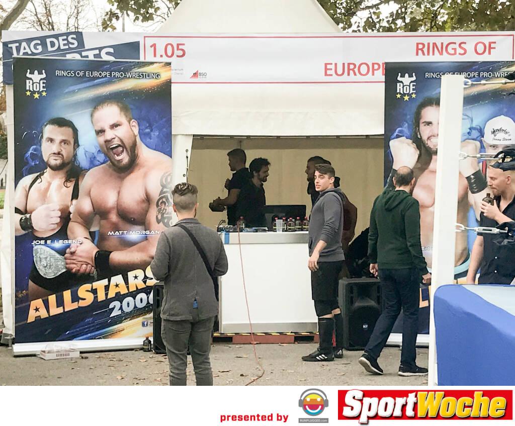 Rings of Europe Pro-Wrestling (22.09.2018)