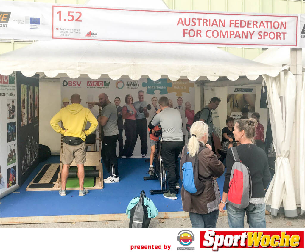 Austrian Federation for Company Sport (22.09.2018)