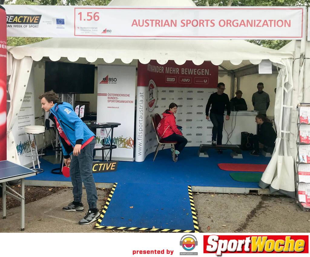 Austrian Sports Organization (22.09.2018)