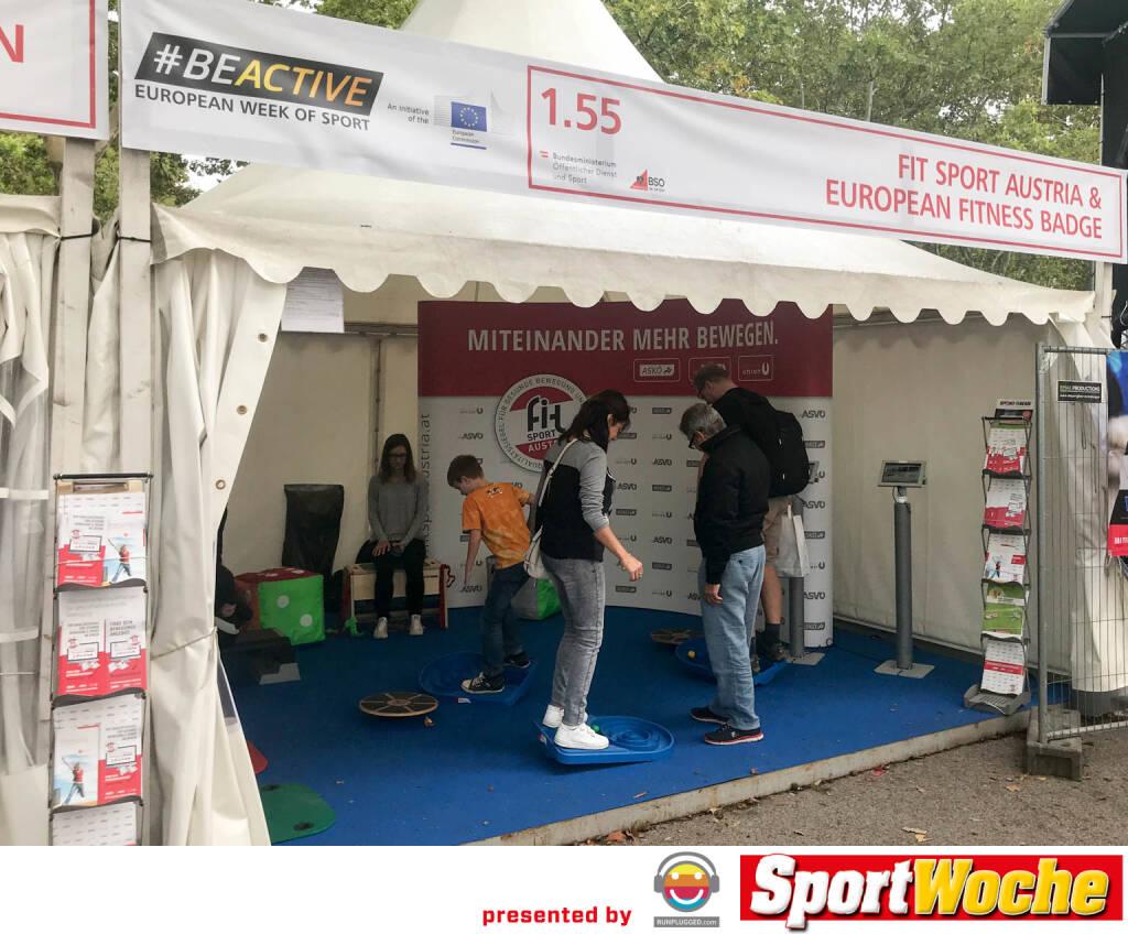 Fit Sport Austria & European Fitness Badge (22.09.2018)