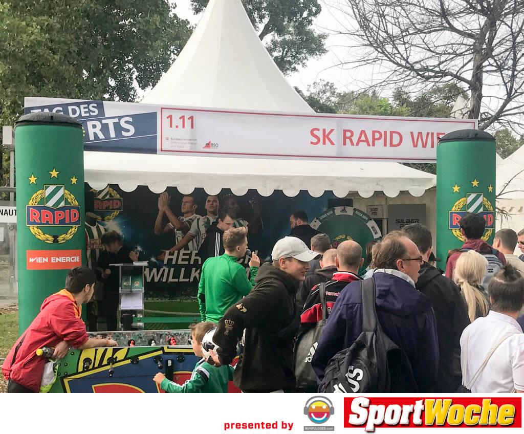 SK Rapid Wien (22.09.2018)
