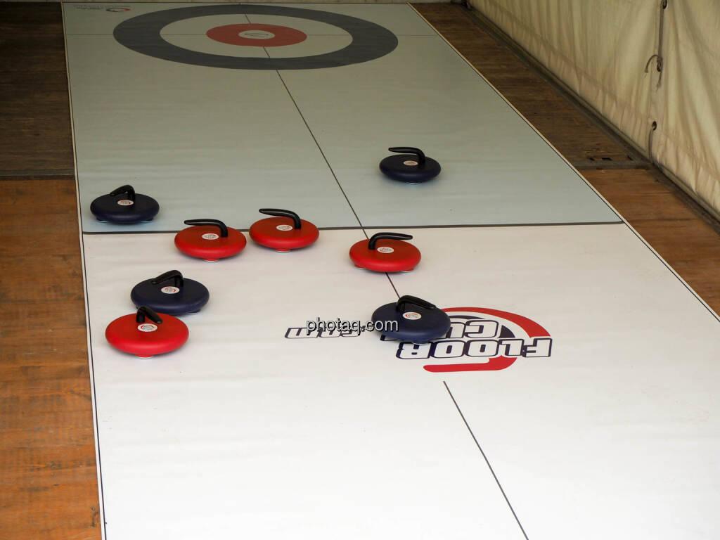 Curling, Ziel, © photaq.com (23.09.2018)
