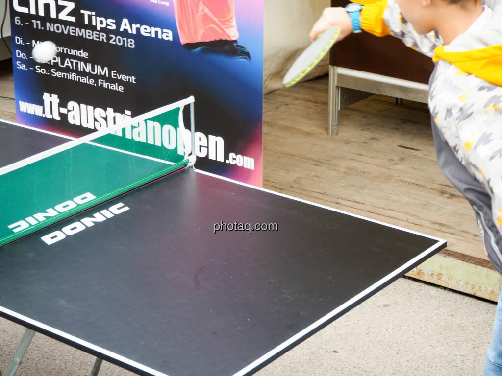 Tischtennis, © photaq.com (23.09.2018)